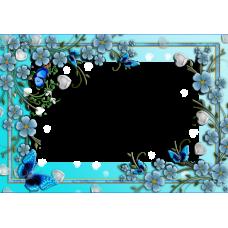 Magnetka kvety 010