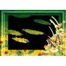 Magnetka kvety 012