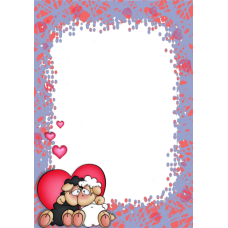 Magnetka láska 001