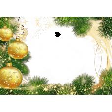Magnetka vianoce 003