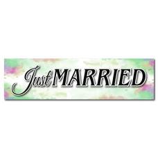 ŠPZ Just Married