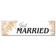 ŠPZ Just Married 01