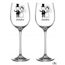 Poháre manželia 2